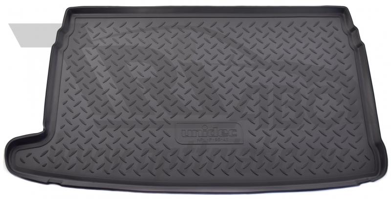 Коврик багажника для Volkswagen Polo Хэтчбек (2009-), NPLP9541