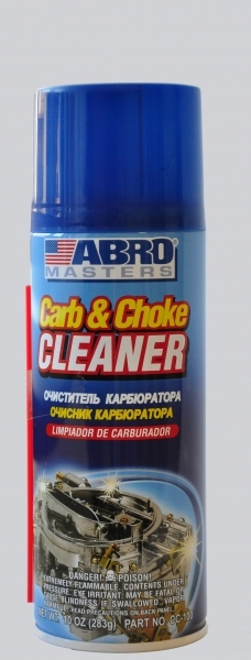 Очиститель карбюратора Abro Masters, 283 г, ABRO, CC100R