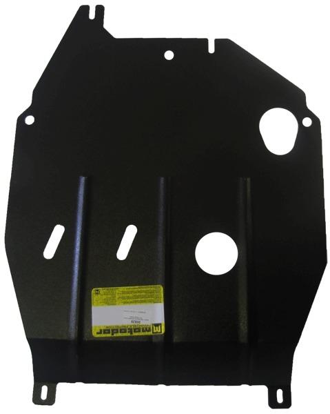 Защита картера КПП, двигателя HONDA AIRWAVE 2004-2008 V=1,5i (сталь 2 мм), MOTODOR00829