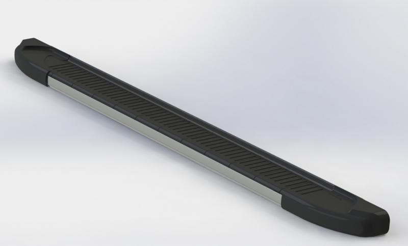 Пороги алюминиевые (Onyx) Acura RDX (2014-), ACRD522505
