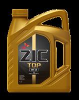 Моторное масло ZIC Top, 0W-40, 4л, 162611