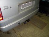 Фаркоп Toyota HIACE / REGIUS ACE 2005-, без электрики, БАЛТЕКС, 24193112
