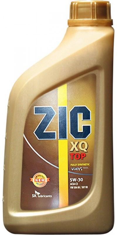 Моторное масло ZIC Top, 5W-30, 1л, 132612