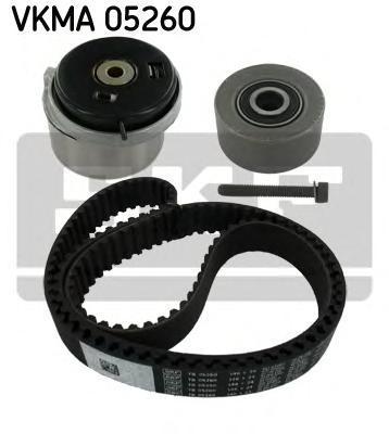 Ремкомплект ГРМ, SKF, VKMA05260