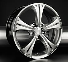Колесный диск Racing Wheels Н-253 7x16/5x110 D67.1 ET40 карбон серый (СВG)