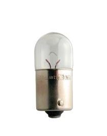 "Лампа ""Spherical lamps"", 12 В, 5 Вт, R5W, BA15d, NARVA, 17172"
