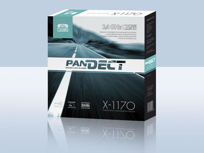 Микросигнализация PANDECT X1170