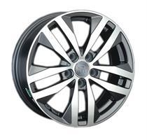 Колесный диск Ls Replica VW144 6.5x16/5x112 D57.1 ET42 черный полированный (BKF)