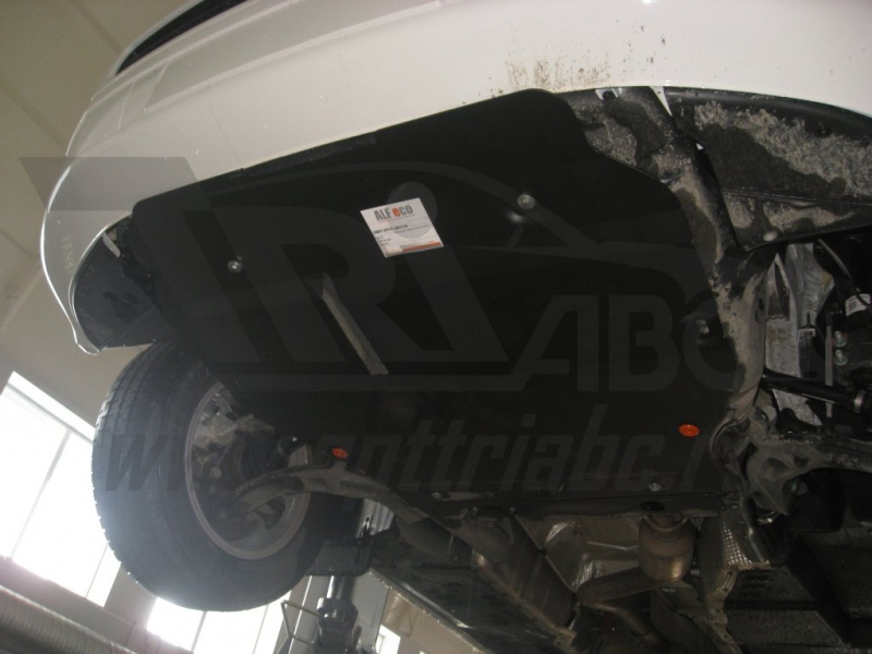 Защита картера двигателя VW Multivan, V-все(2009-2015-)/VW Transporter V-все(2003-2009-2015-) на пыл