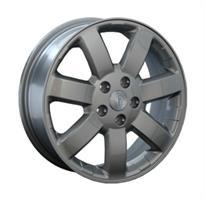 Колесный диск Ls Replica H14 7x18/5x114,3 D66.1 ET50 серый глянец (GM)