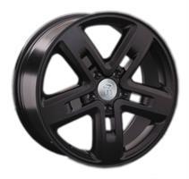 Колесный диск Ls Replica VW21 8x18/5x120 D71.6 ET57 черный матовый цвет (MB)