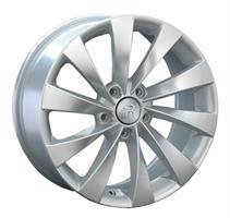 Колесный диск Ls Replica VV36 7.5x17/5x112 D57.1 ET51 серебристый (S)