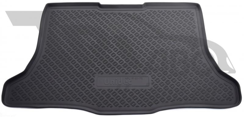 Коврик багажника для Nissan Tiida (Ниссан Тиида) Хэтчбек (2007-), NPLP6175