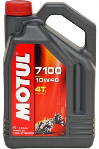 Моторное масло MOTUL 7100 4T, 10W-60, 4л, 102191