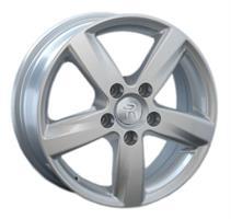 Колесный диск Ls Replica VW51 6x15/5x112 D66.6 ET47 серебристый (S)