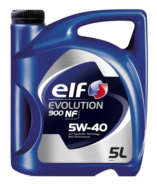 Моторное масло ELF Evolution 900 NF, 5W-40, 5л, RO196147
