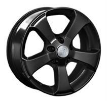 Колесный диск Ls Replica VW48 6.5x16/5x112 D56.6 ET42 черный матовый цвет (MB)