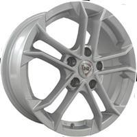 Колесный диск NZ SH655 6x15/4x100 D57.1 ET50 серебристый (S)