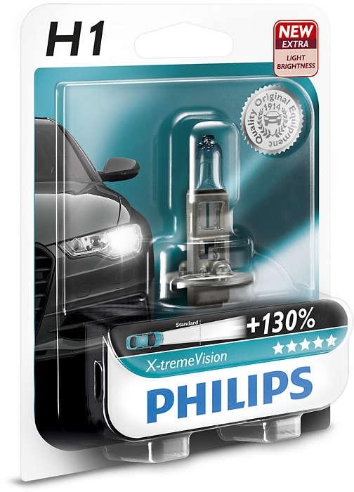 Лампа, 12 В, H1, PHILIPS, 36067730
