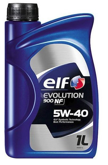 Моторное масло ELF Evolution 900 NF, 5W-40, 1л, RO196145