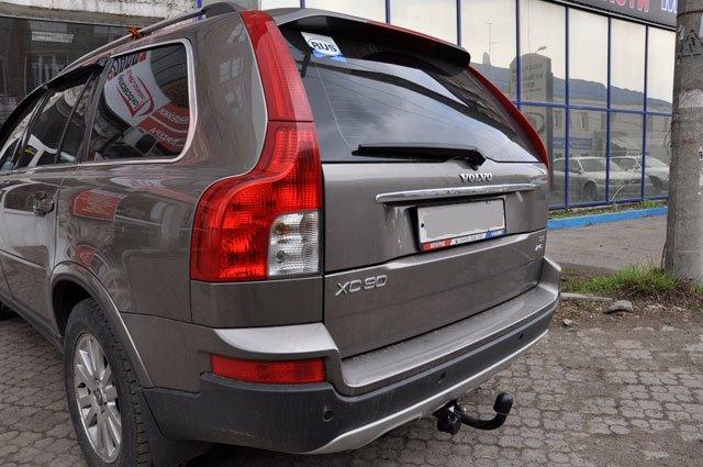 Фаркоп для Volvo (Вольво) ХС 90 (2002/3-05.2015) без электрики,, BOSAL, 7010A