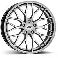 Колесный диск Aez Antigua 8x18/5x120 D65.1 ET30 серебро (S)
