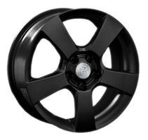 Колесный диск Ls Replica GM26 6.5x16/5x105 D66.6 ET39 черный матовый цвет (MB)