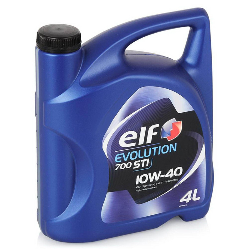 Моторное масло ELF Evolution 700 STI, 10W-40, 4л, 196130
