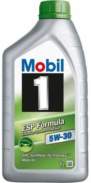 Моторное масло Mobil 1 ESP Formula, 5W-30, 1л, 152622