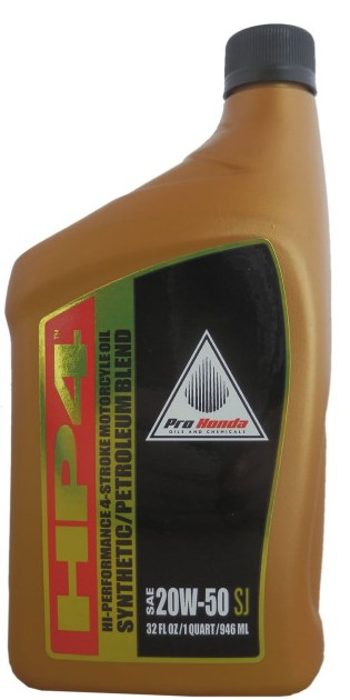 Моторное масло HONDA HP4, 20W-50, 1л, 08C35-A25-W0M