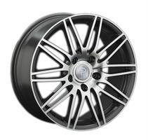 Колесный диск Ls Replica VW128 9x20/5x130 D71.6 ET57 насыщенный темно-серый полностью полированный (