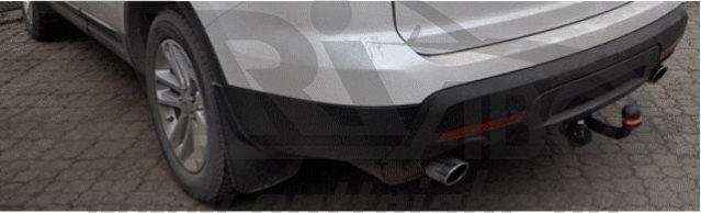Фаркоп для Ford Explorer (2011/06-2013-) ., BOSAL, 3971A