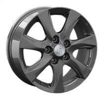Колесный диск Ls Replica MZ34 6.5x16/5x114,3 D67.1 ET50 серый глянец (GM)