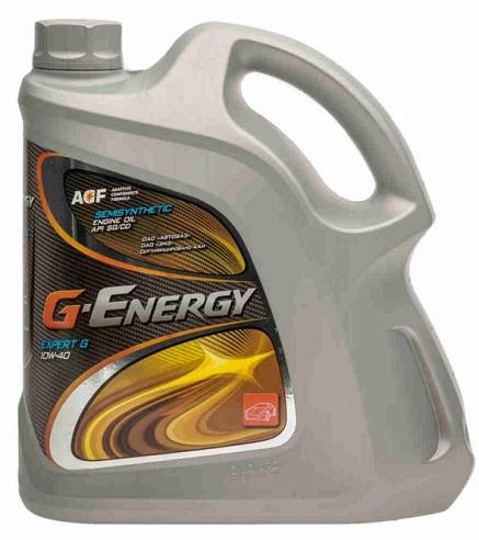 Моторное масло G-ENERGY Expert L, 10W-40, 4л, 4630002597534