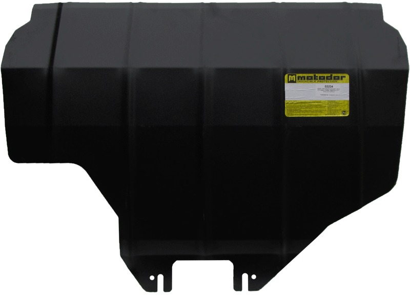 Защита картера двигателя Subaru Forester IV 2012- V=2,0i, 2,5i (сталь 2 мм), MOTODOR02234