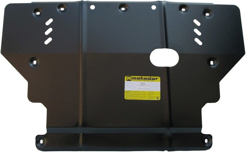 Защита картера двигателя, КПП, ГУР Audi A6 (4G,C7) 2011- Audi Allroad (4G;C7) 2012- V=2,0T, 2,8i, 3,