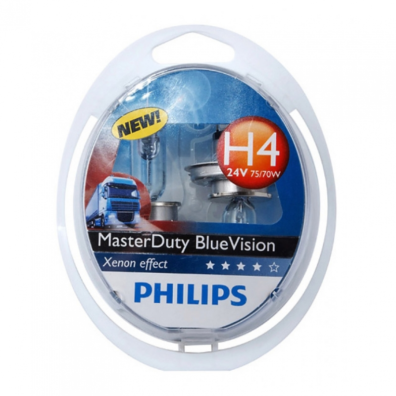 "Лампа ""BlueVision"", PHILIPS, 13342MDBV"