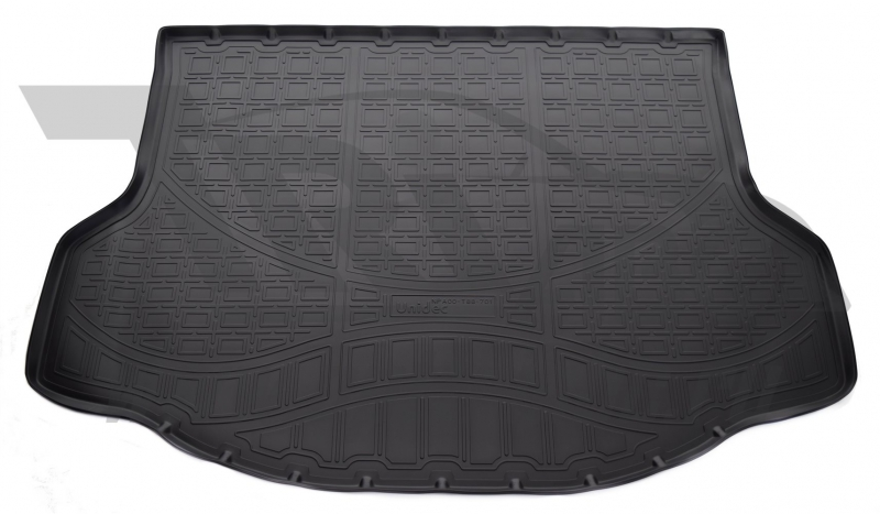 Коврик багажника для Toyota RAV4 (2013- / 2015-) (с докаткой), NPA00T88701
