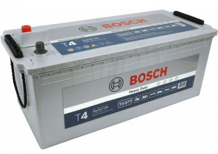 Аккумуляторная батарея Bosch T4, 12 В, 170 А/ч, 1000 А, 0092T40770