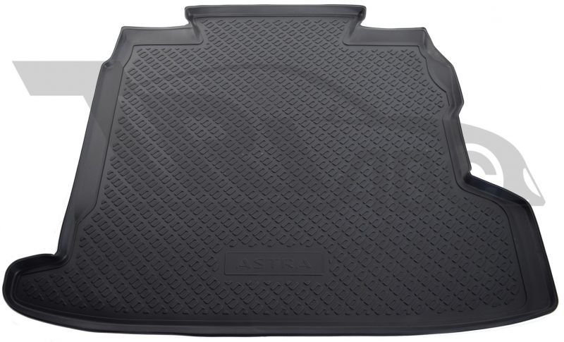 Коврик багажника для Opel Astra (Опель Астра) H Седан (2007-), NPLP6306