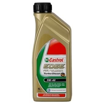 Моторное масло CASTROL EDGE Turbo Diezel, 5W-40, 1л, 55277