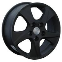 Колесный диск Ls Replica H24 7.5x17/5x114,3 D60.1 ET55 черный матовый цвет (MB)