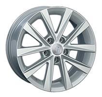 Колесный диск Ls Replica VW116 6.5x16/5x112 D66.6 ET50 серебристый (S)