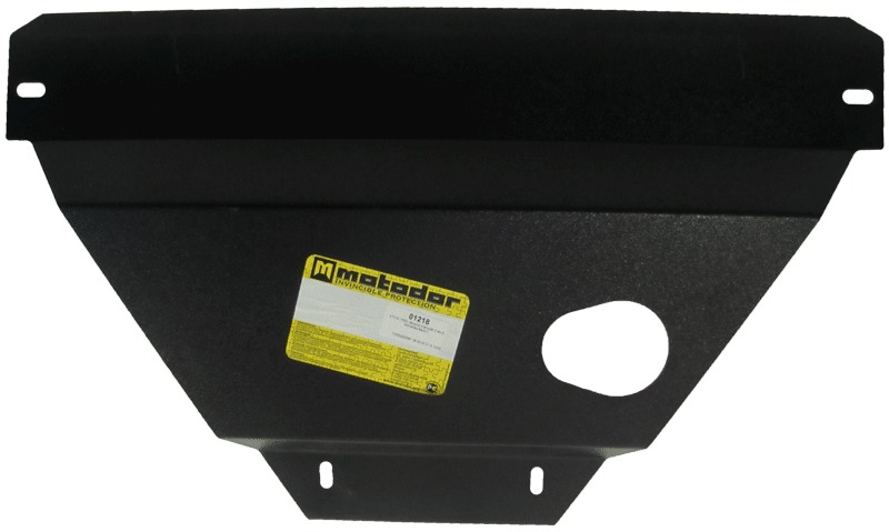Защита картера двигателя, КПП MB 190 W201 V= все (1982-1993)(сталь 2 мм), MOTODOR01218