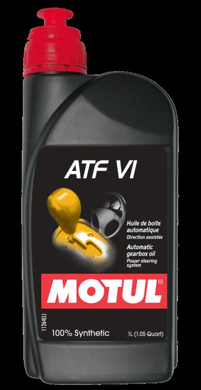 Масло трансмиссионное Motul ATF VI, 1л, 103217