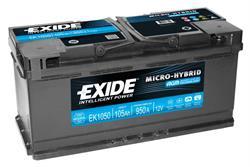 аккум. батарея 105Ah 950A 392/175/190