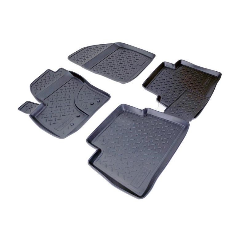 Коврики салона для Ford C-Max (2007-2010), NPLPO2210