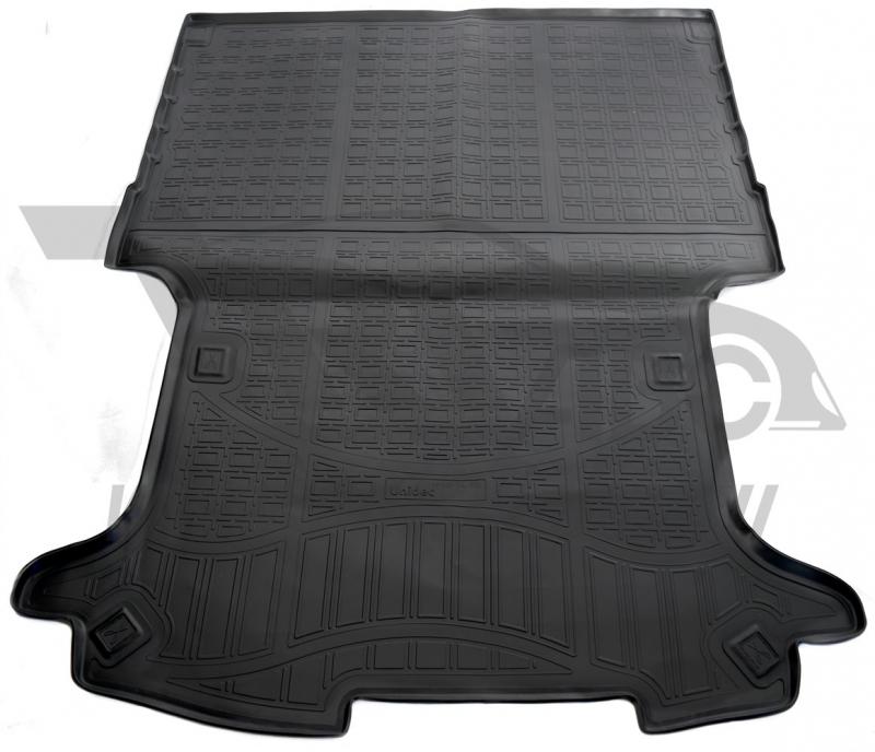 Коврик багажника для Lada Ларгус (BO) (2012-) (фургон), NPA00T94552