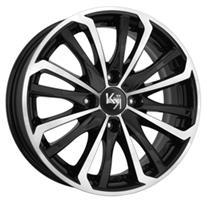 Колесный диск Кик РИМ АЛМАЗ 6x15/4x108 D67.1 ET25 black