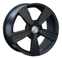 Колесный диск Ls Replica A53 7x17/5x112 D72.6 ET37 черный с дымкой (MB)